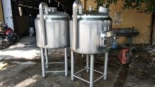 hệ nồi nấu beer1