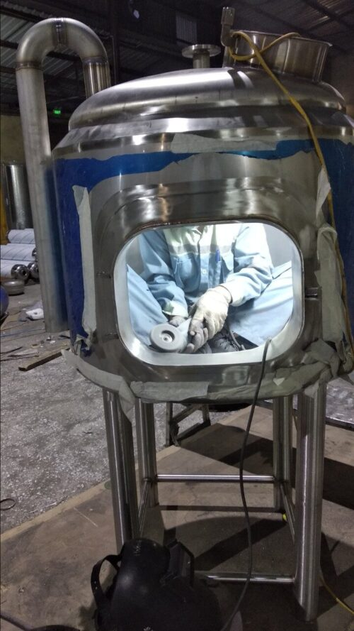 hệ nồi nấu beer6